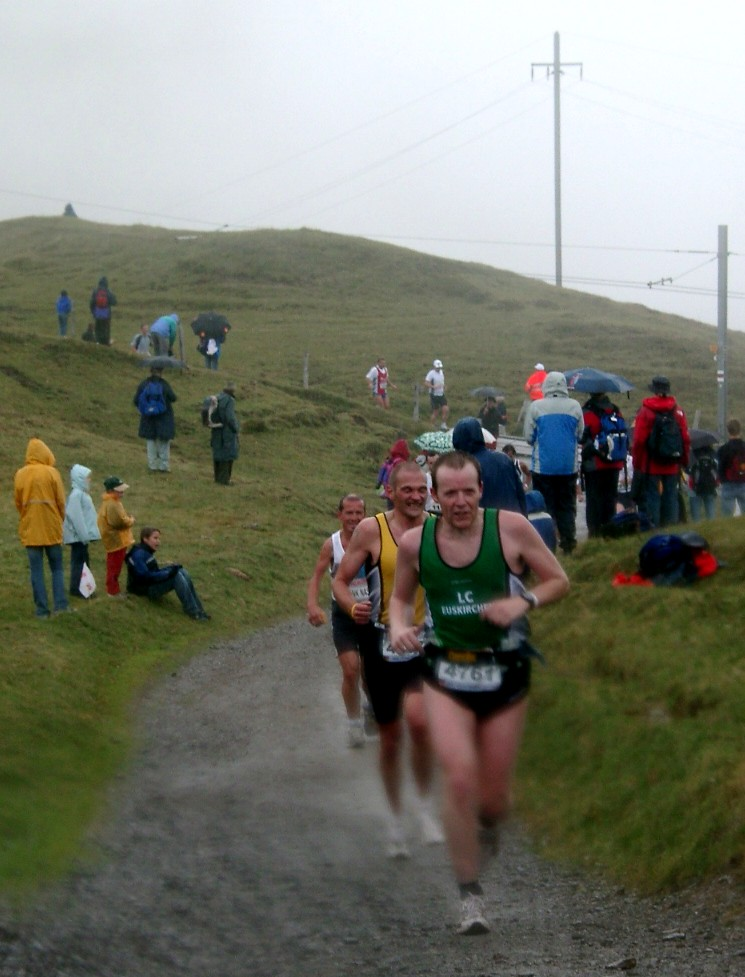 ergebnisse jungfrau marathon